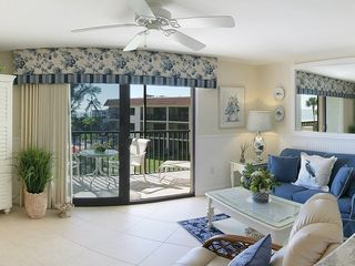 Sanibel Island condo photo - Bright and Sunny - Sandalfoot Unit 4B3