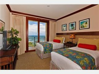 Kapolei villa photo - Second Bedroom with 2 Twins