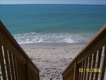 Englewood Beach and Steps