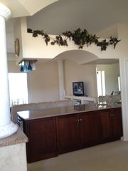 Crystal River house photo - Wet bar also has Wine Cooler iwith White & Red Temperature settings