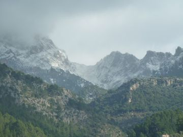 Snow on the Puig