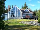 Front View - Lubec chalet vacation rental photo