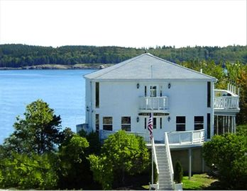 Phippsburg house rental - Front of house