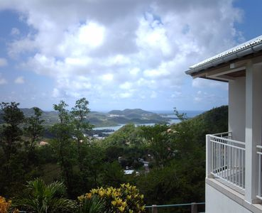 image for Self-catering F3 apartment, in a quiet, charming, airy and panoramic setting