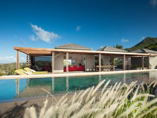 St Barthelemy villa photo - Villa Imagine - Pool