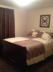 Dumas townhome photo - Comfortable Queen bed