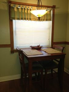 1st Floor - Yet another cozy breakfast nook