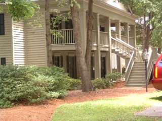 Pawleys Island condo photo - Front of villa