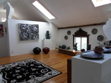 Upper Living Area