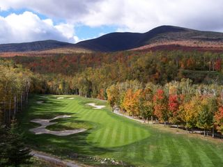 Carrabassett Valley condo photo - Foliage on the Golf Course