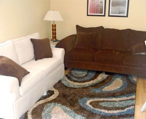 Kennebunkport condo photo - Living room