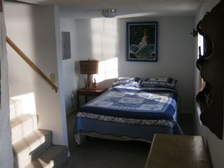 White Cloud cottage photo - Lower Bedroom.