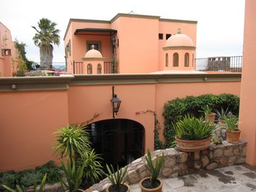 San Miguel de Allende house rental - Entrance to our home