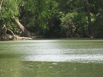Great area for tubing, fishing and river fun!