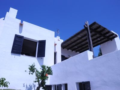 Villa Verdeblu: a paradise a few meters from the sea