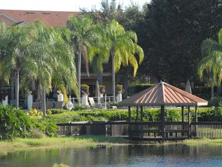 Encantada Resort townhome photo - The fishing pier and clubhouse