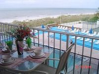 Your Beach Front Home Away from Home, 3 BR's Condo   **  NO SMOKING NO PETS **