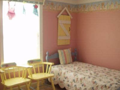 1st floor Children's Bedroom
