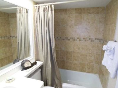 Indian Shores townhome rental - Bathroom