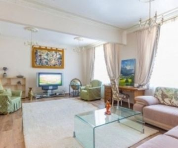 2+1 Luxury Apartment In The Center Of Minsk