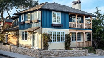 "Pacific Grove house rental - Welcome to ""Jewel-by-the-Sea"" - Beautiful Custom Home! Perfect for Families! Dog ok!"