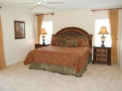 Master bedroom 1 - King Size