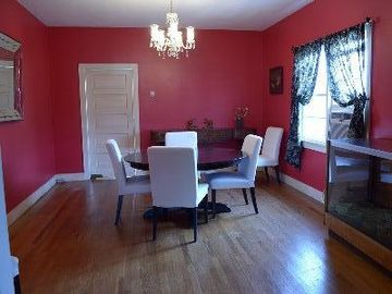 Albertville house rental - Dining Room