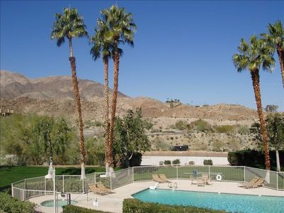 Palm Desert condo rental - Canyon Crest vista