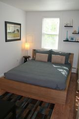 Bed 2 (Queen) - Provincetown condo vacation rental photo