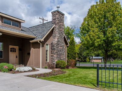 Walla Walla Valley house rental - Welcome to Jasper's by the Park!
