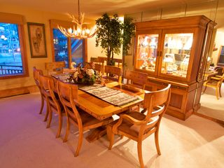 Expansive view from Dining Room! - Keystone townhome vacation rental photo