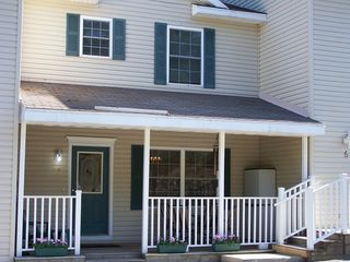 Petoskey condo photo - Our two story condo offers over 1000 sq. ft. of comfort.