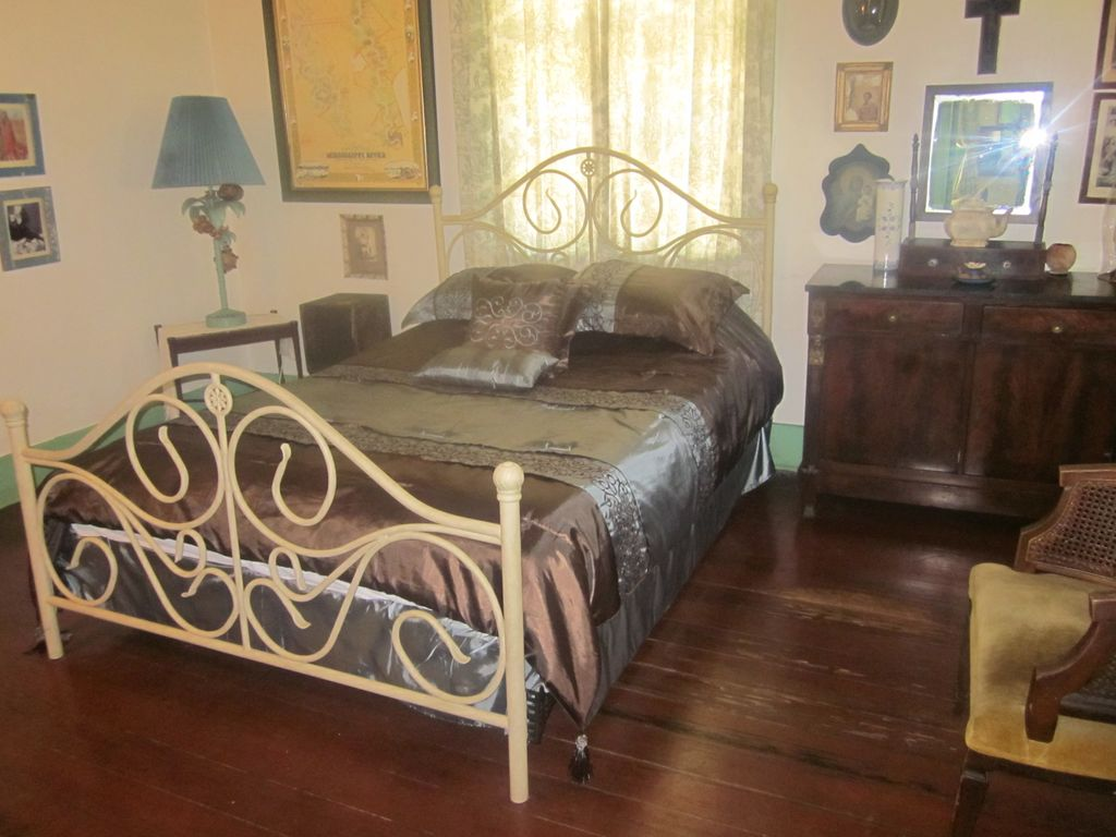 New Orleans Bedroom Decor The Oldest Historical Creole Cottage Of The Marigny Shabby Chic
