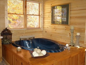 1 of 2 Heart Shaped Jacuzzi's