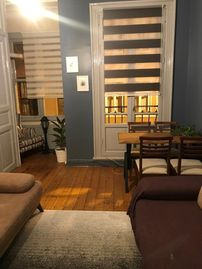2+1 comfortable luxurious flat at the heart of the city at Beyoglu