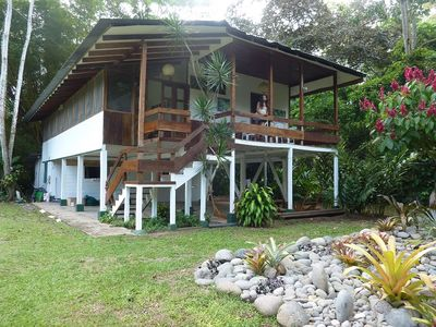 Family-friendly House W/ Private Pool In A Tropical Paradise