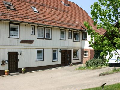 New, modern apartment in the heart of the Harz