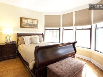 Custom mattresses and 1600 thread count brushed cotton sheets.
