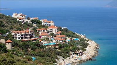 Antalya hotel rental - Barbarossa Bay
