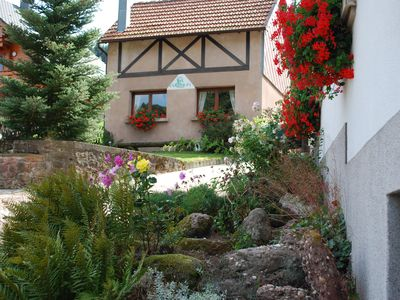 Detached house for 6 people gite de France 3 Epis