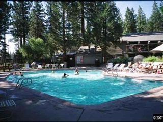 Tahoe Valley townhome photo - Community Swimming Pool
