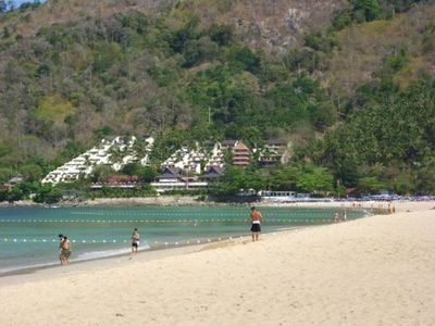 Nai Harn Beach - 3 min. walk away!!!