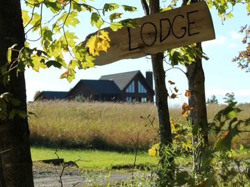 Jay Peak house rental - Welcome to Tranquility Lodge Vermont! Weddings, events, and vacations welcome!