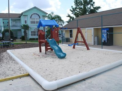 Kissimmee condo rental - Island Club Clubhouse Children Play Area