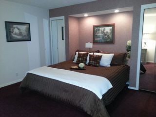 Branson condo photo - Master KIng with superior linens!