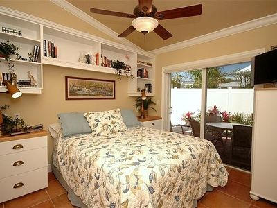 Holmes Beach bungalow rental - Bedroom