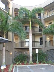 Cocoa Beach condo photo - Luxury building design with attention to every detail & lush landscaping!