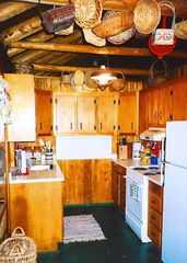 Harpers Ferry cabin photo - kitchen