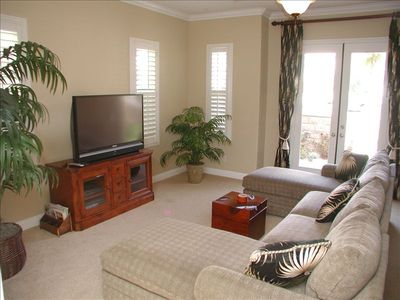 Private Homes Vacation Rental - VRBO 106998 - 3 BR Oceanside House ...
