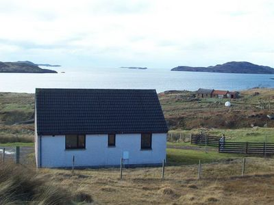Badenscallie Croft Cottage in Achiltibuie